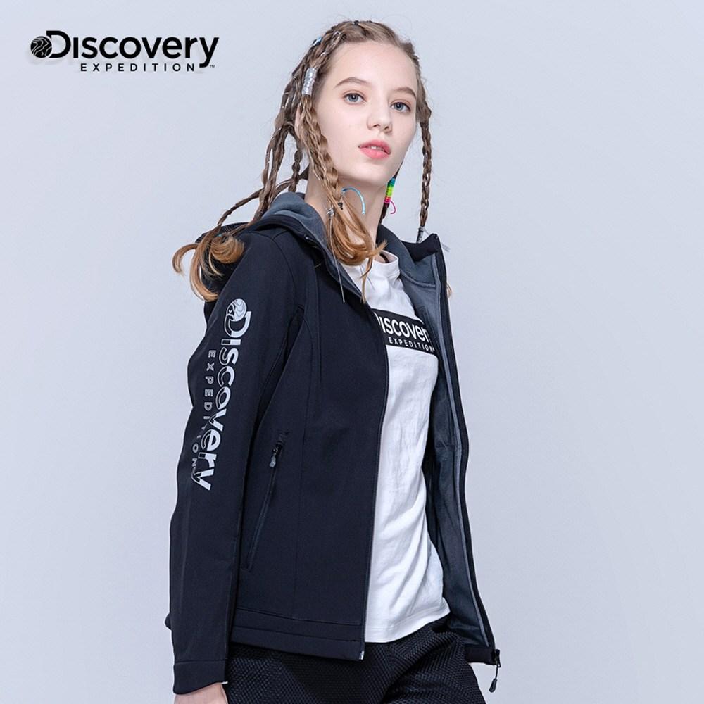 디스커버리 익스페디션 여성 여행 바람막이 점퍼 DAEG92318