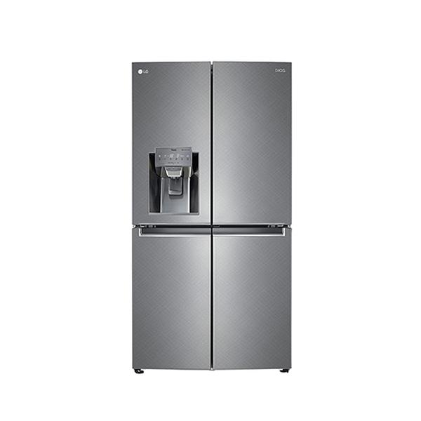 LG전자 J823SN35 얼음정수기 냉장고 824L, 단일상품