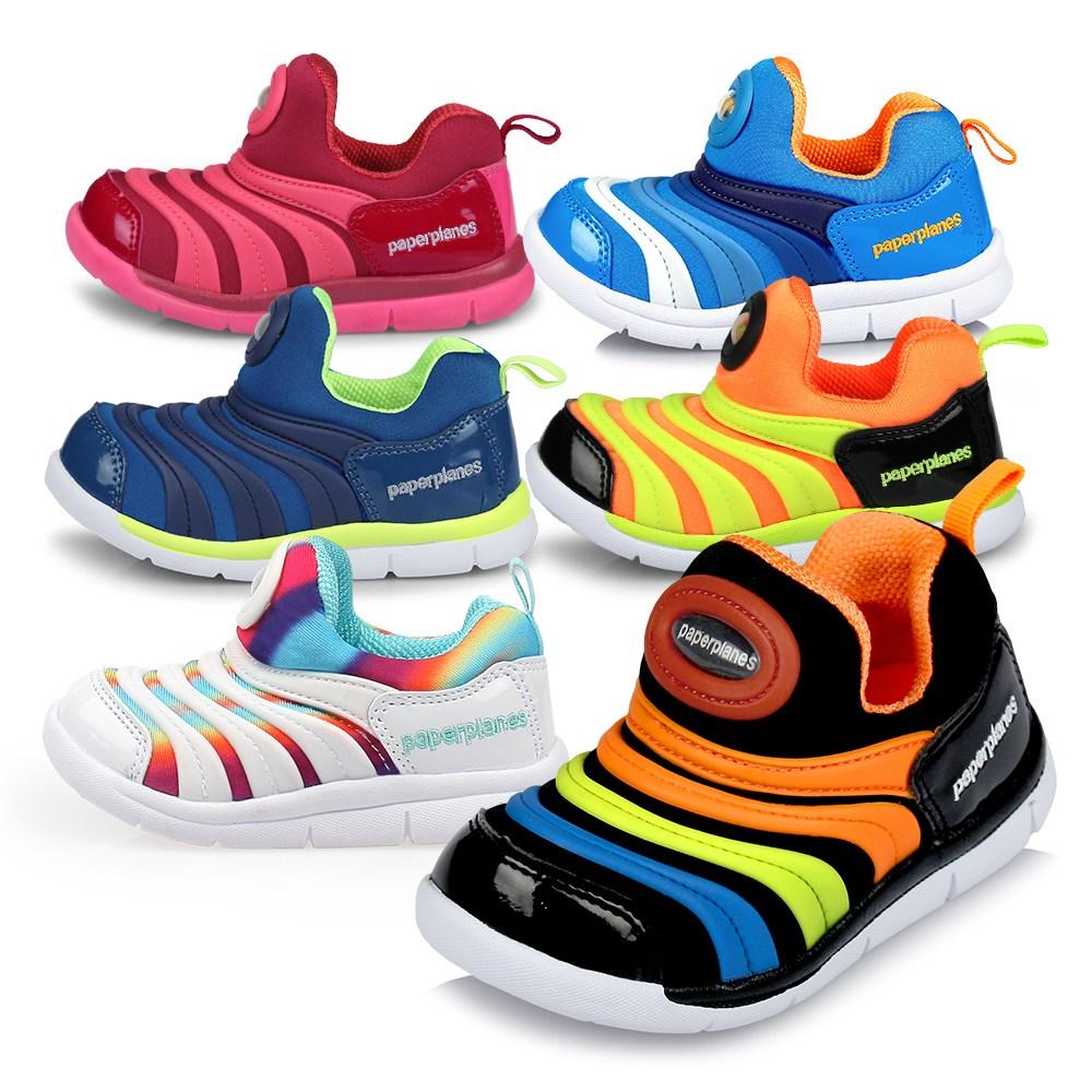 페이퍼플레인키즈 아동 신발 유아 운동화 다이나모 아동화 PK7001