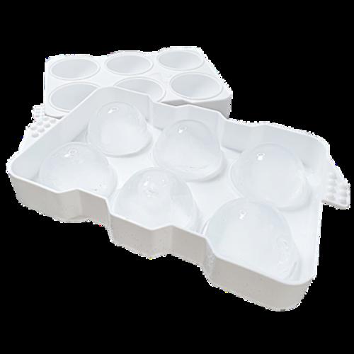랑랑상점 국내생산 왕동그리 얼음틀 6구 덮개포함 (POP 5739951698)