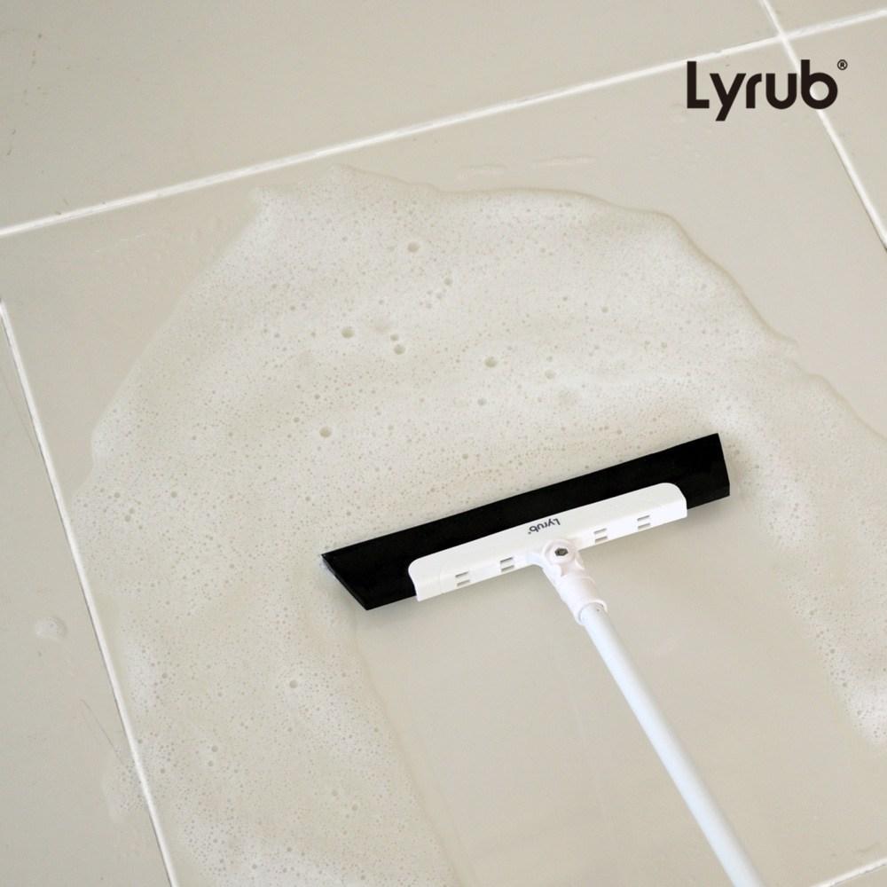 라이럽 바린 EVA 스퀴지 물기제거 욕실 바닥 청소기, 1개