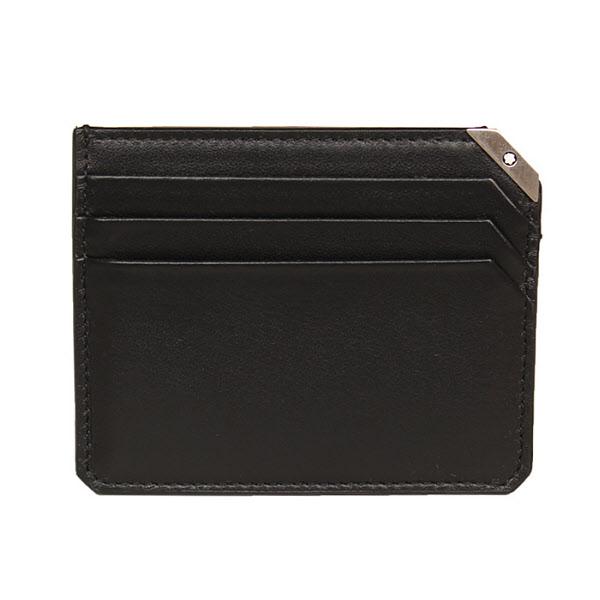 명품_에스제이 몽블랑 카드케이스 124176 / 남성 카드지갑