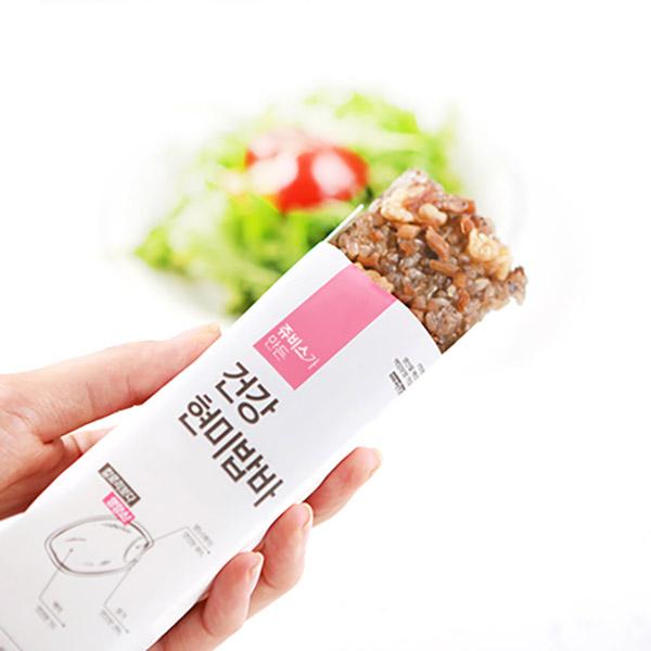 (주)쥬비스다이어트 건강현미밥바, 42개, 90g