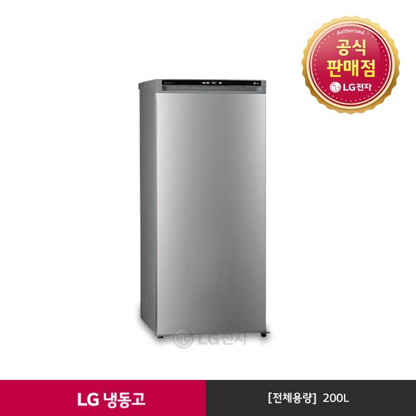 LG전자 [공식인증점][LG전자][LG]냉동고 A205S, 단일상품