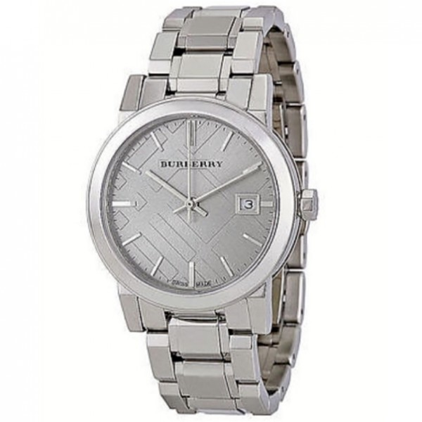 402924 / Brand New Burberry The City BU9035 Stainless Steel Womens Watch