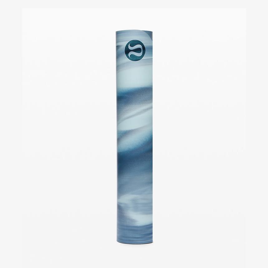 룰루레몬 요가매트 5mm 친환경고무 밀리지않는 밸런스 홈트 층간소음 이효리운동매트 핏, 선택1: Hazy Jade