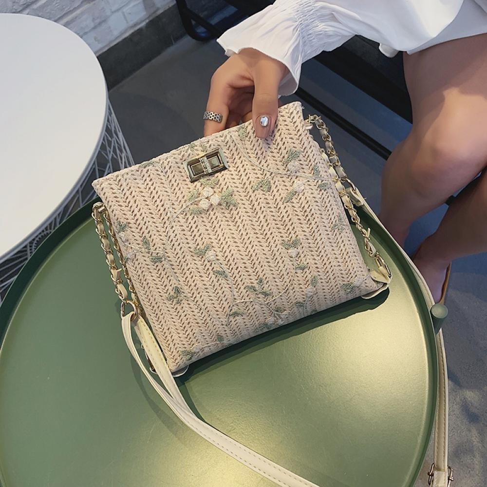 kirahosi 가을 여성 크로스백 체인백 숄더백 캐주얼 외출용 가방 275 HR 8+덧신 증정