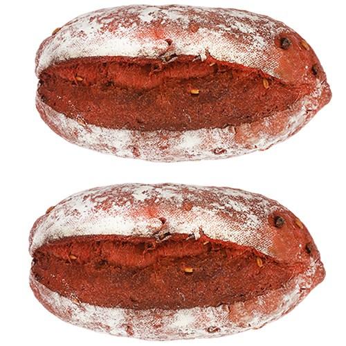 자연공유 국산 통밀빵 빵프로360g 무설탕 비건 당뇨 천연효모 귀리 홍국쌀빵, 2개