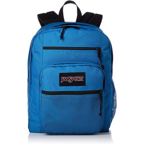 잔스포츠 Big Campus 15 Inch Laptop 백팩 - Lightweight Daypack Deep Space