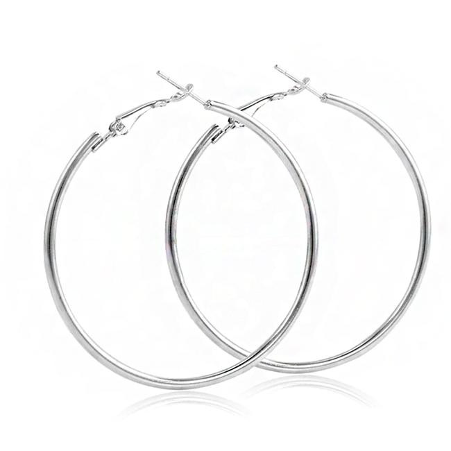 [블링블링] 원터치 링 귀걸이 - 50% 할인이벤트