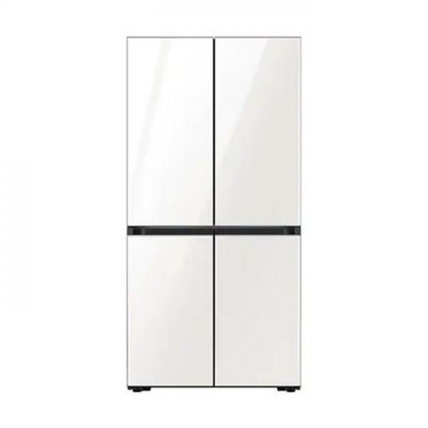 [하이마트] 삼성전자 비스포크 키친핏 4도어 냉장고 RF61T91R235 [604L]