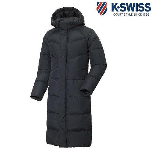 K-SWISS(AK PLAZA) AK수원점 케이스위스 남여공용 오리털 다운 롱패딩 4219JD402