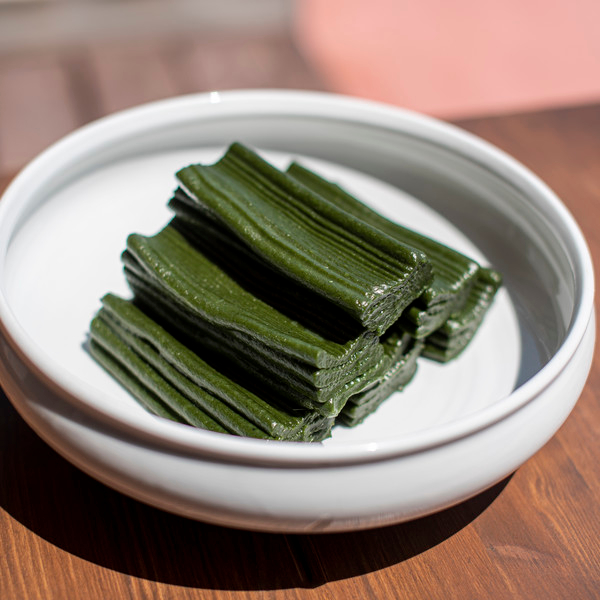 다인댁의 산골이야기 쑥 절편 1kg 개별포장 콩고물(100g)제공, 1박스