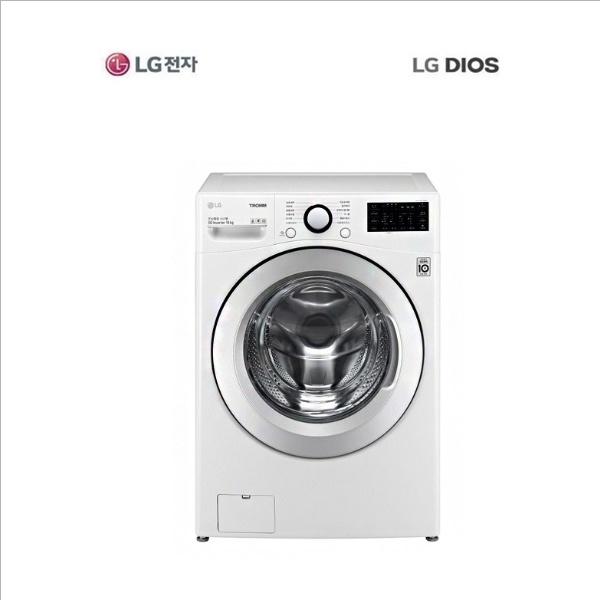 라온하우스 [LG전자] 프리미엄 LG TROMM 세탁기 드럼세탁기 / 세탁전용 (18kg), 600762