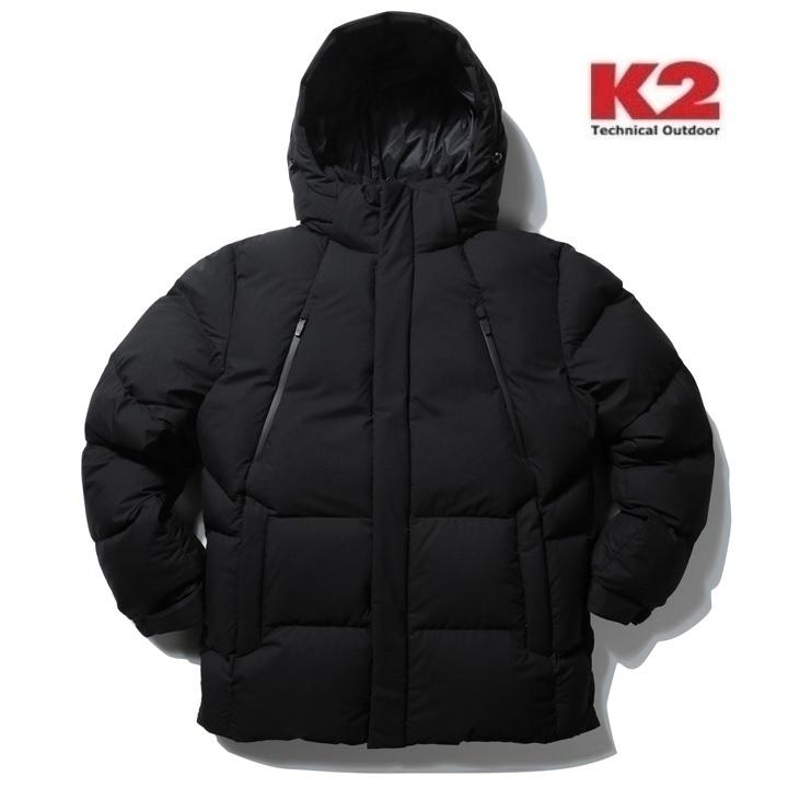 K2 케이투 남성 구스(거위털) 대장패딩 고어텍스 인피니엄 마조람 프로 (MARJORAM PRO) KMW20527-Z1 (블랙) 다운패딩