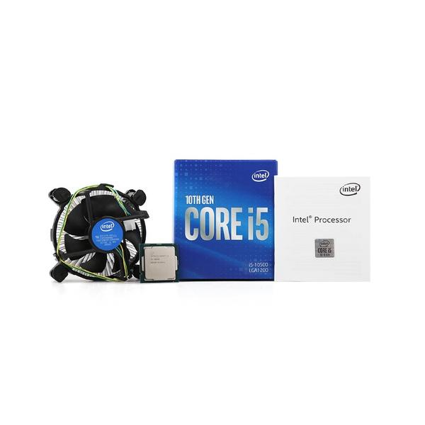 인텔 코어i5-10세대 10500 (코멧레이크S) (정품), 단일상품