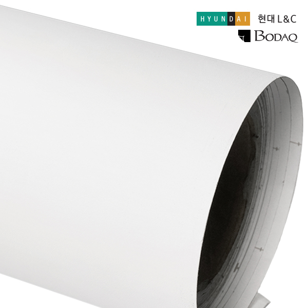 현대엘앤씨 인테리어필름 단색시트지 시트지, 화이트(톤다운)-S126
