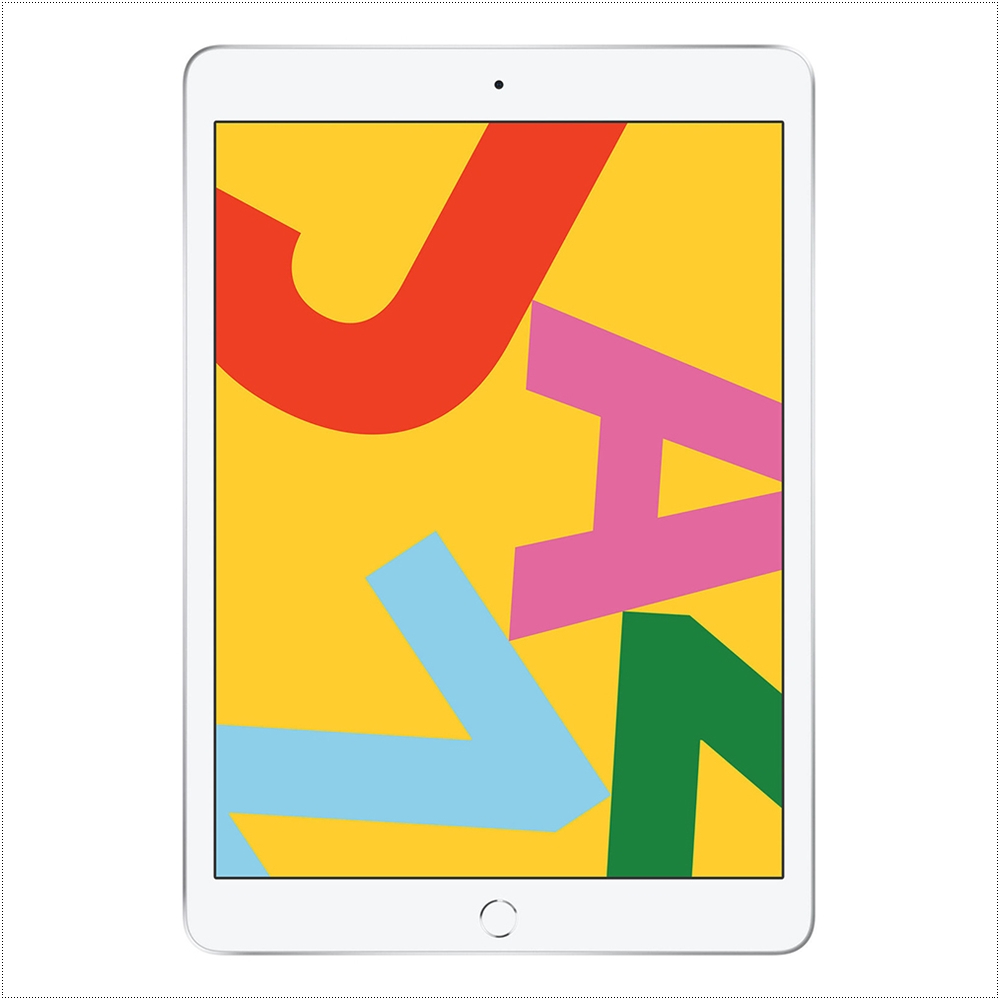 애플 아이패드 10.2인치 32GB WiFi, Silver, iPad 10.2-inch 32GB Wi-Fi