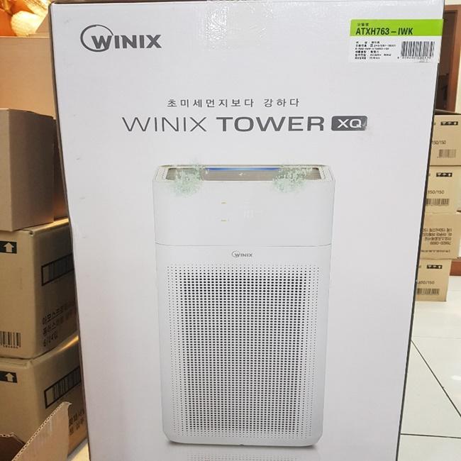 위닉스 TOWER XQ700 공기청정기 ATXH763-IWK