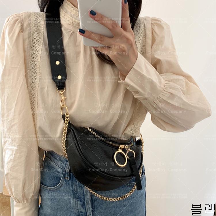 굿데이 컴퍼니 여성 패션 숄더백 크로스체인백 lDJB05