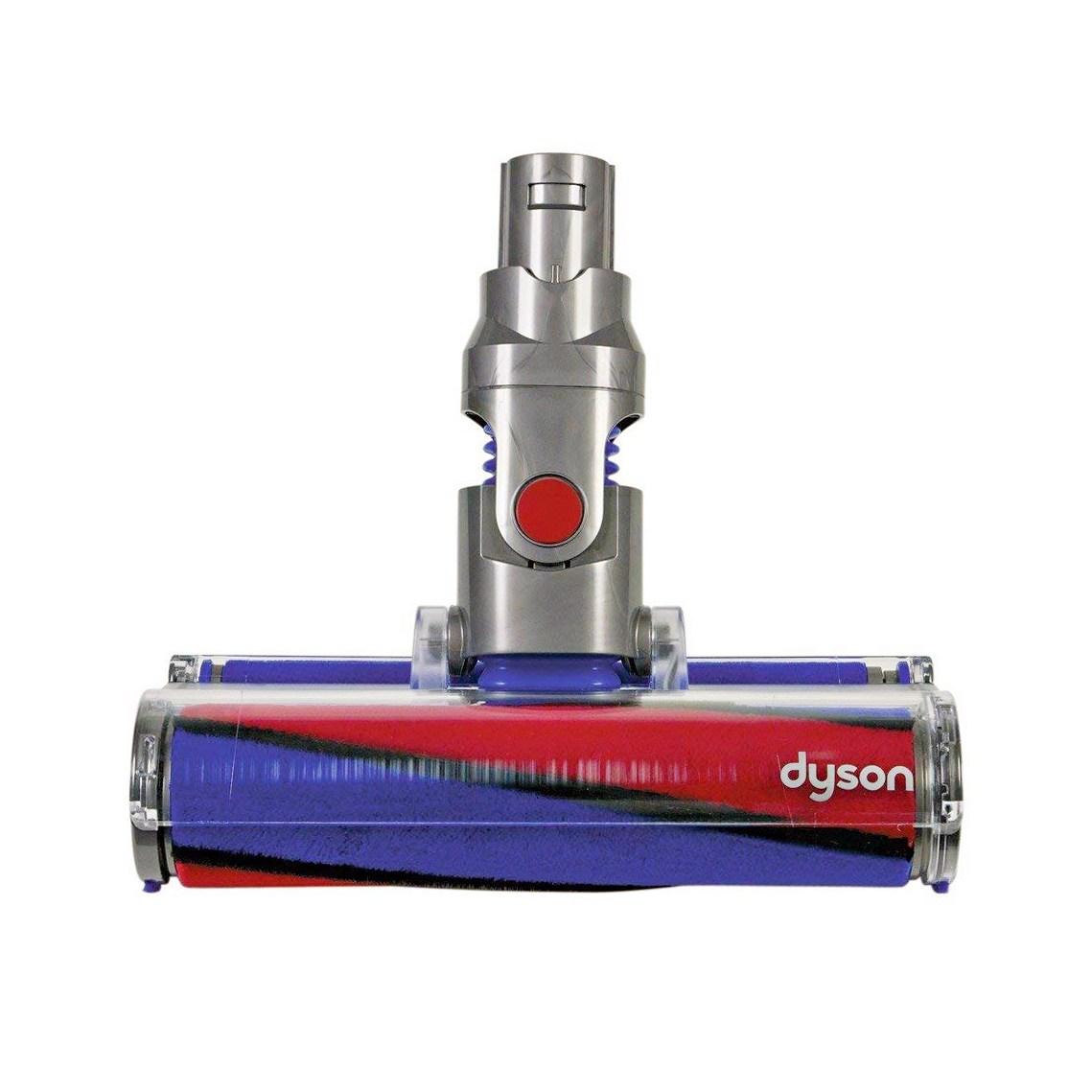 다이슨 정품 미국용 V6 앱솔루트 부품 청소 툴, 1개, 소프트 롤러