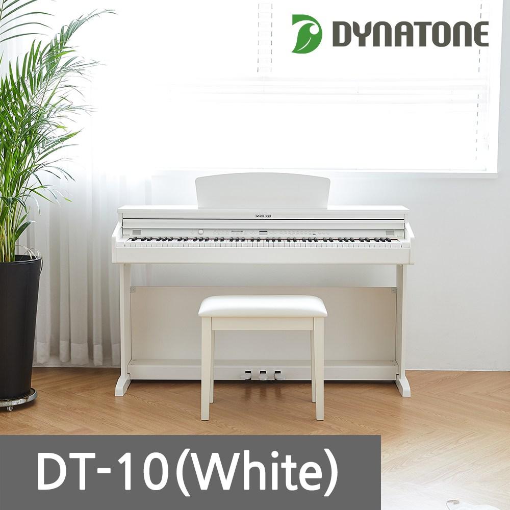 다이나톤 DT10, 화이트