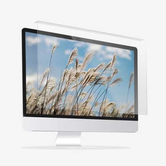 썬가드광학 거치식 LCD보안기 컴퓨터보안기 모니터보호 시력보호 액정파손보호, 30인치와이드형