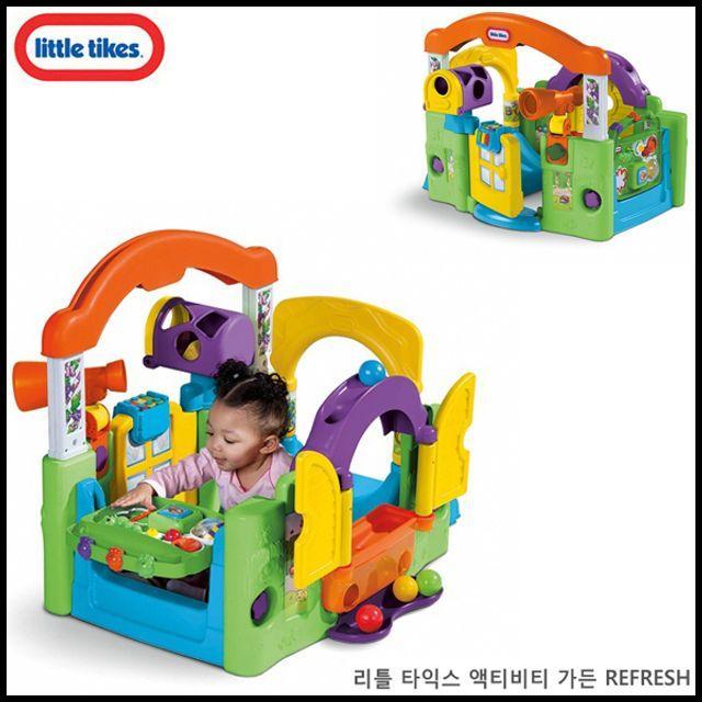 OT 6개월아기장난감 영아장난감 아기신체발달 액티비티가든 아기체육관 유아완구 유아체육관