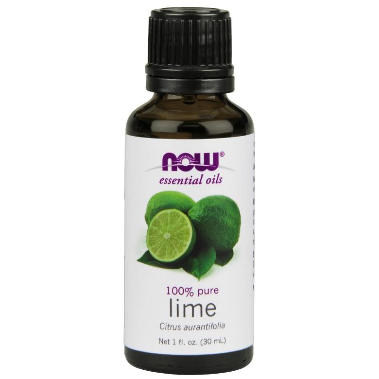 나우푸드 퓨어 에센셜 방향아로마오일, Lime
