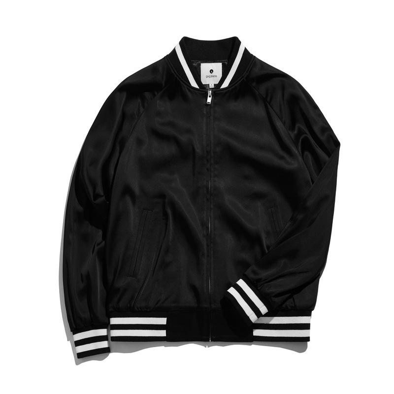 남자야상점퍼 gxg jeans남성복 가을신상 유행 유행패션 야구 재킷 JA121137E