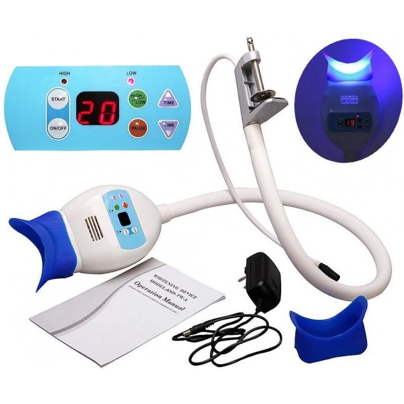 NSKR HPS 치과 치아 미백 표백 빛 램프 가속기 테이블 LED 치아 미백 기계, 1