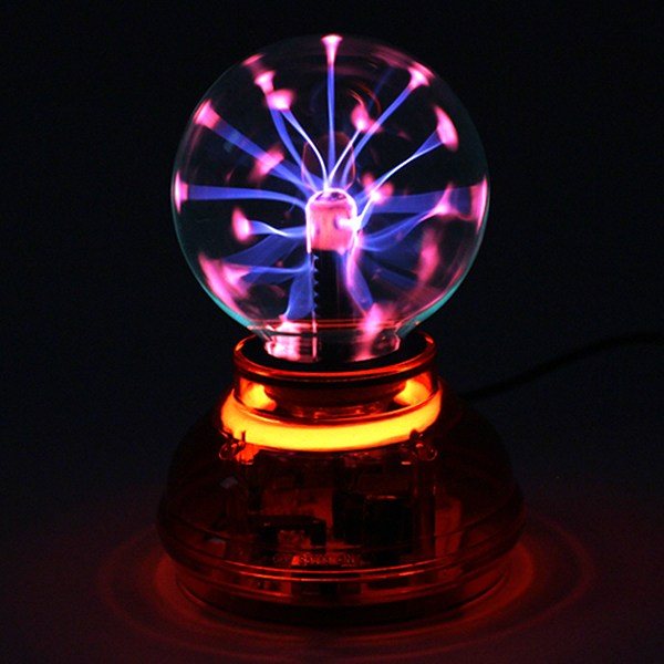플라즈마 정전기볼(소형 약8cm)-전파인증, 기본형