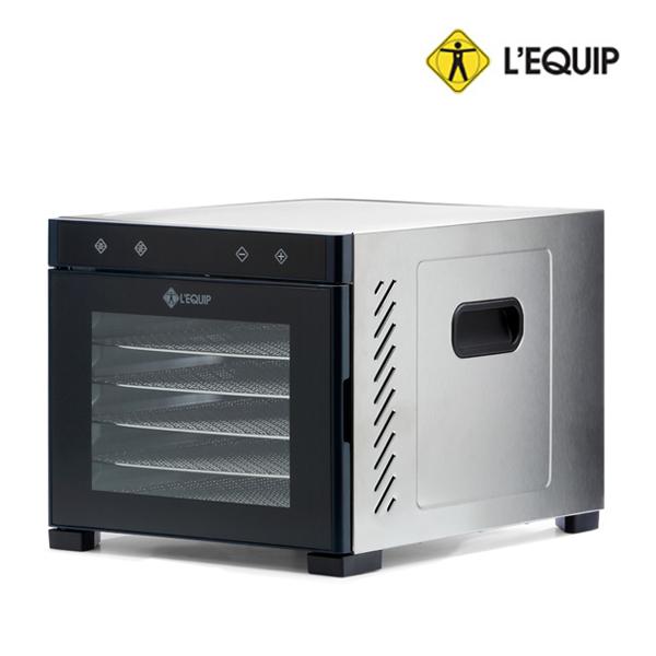 [리큅] 프리미엄 풀스텐 6단 식품건조기 BLD-S600BL, 단품