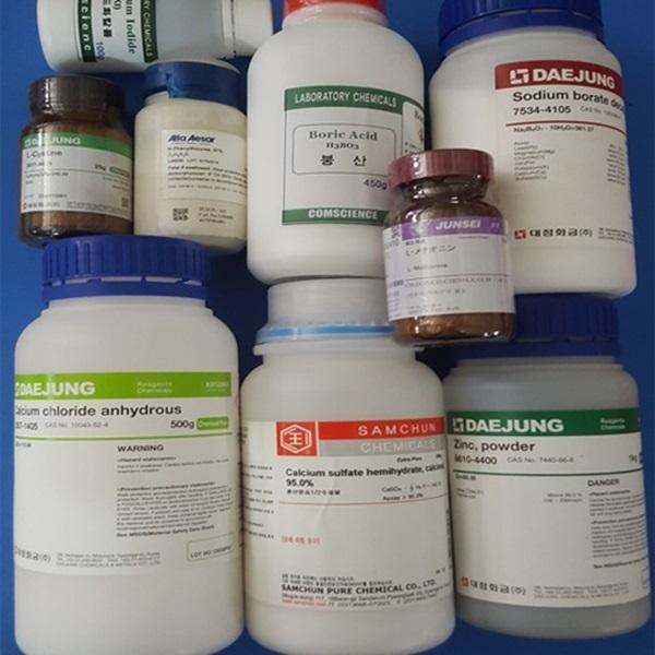 오피스안&컴사이언스 (KANTO) Chloride ion standard solution 1 000mg l NaCl in water 염화이온용액 (JCSS-계량표준시약) 100ML 시약
