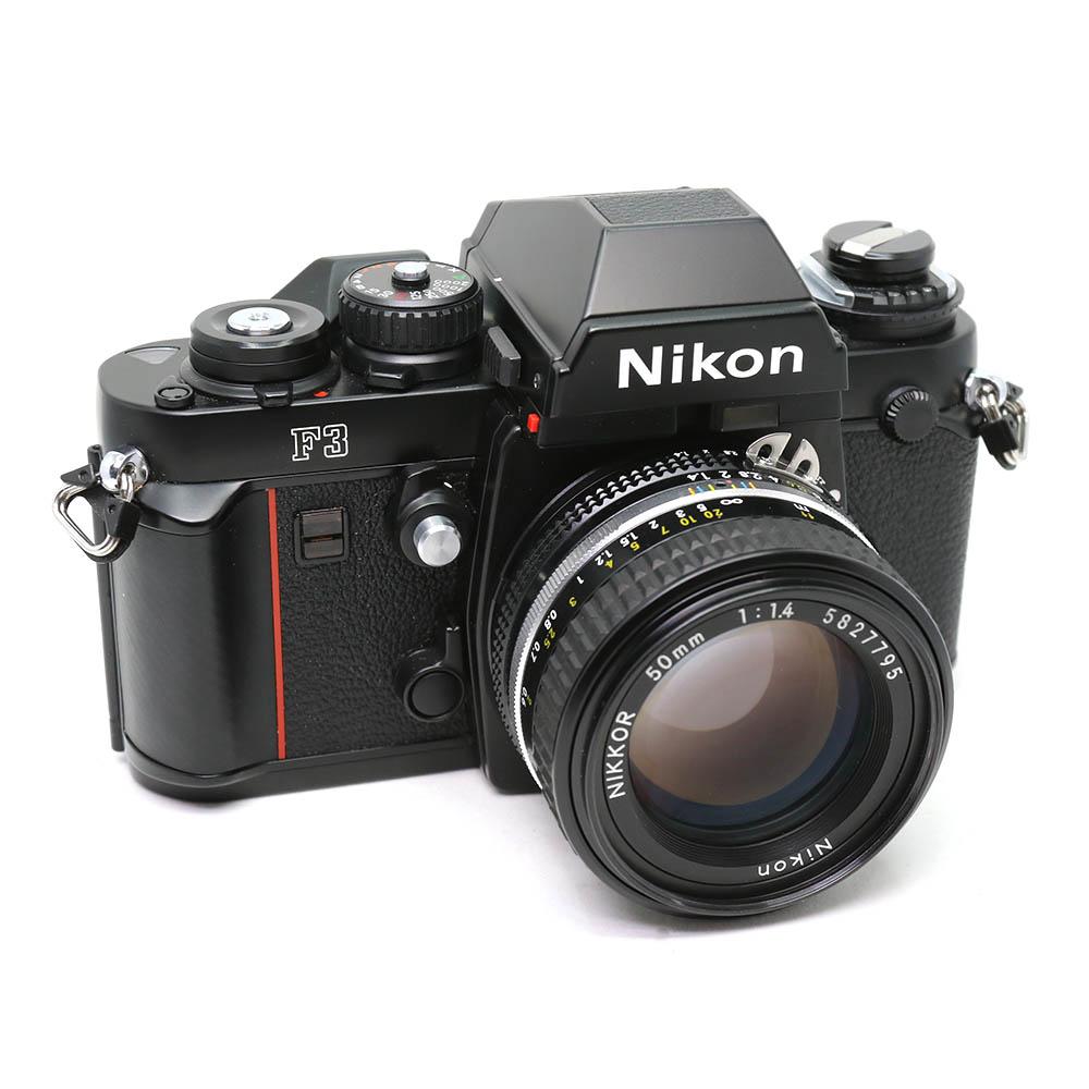 Nikon F3 50mm F1.4 필름카메라중고품, 상세 참조
