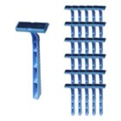 도루코 프레쉬 일회용 2중날 면도기 TD706-1P, 1개입, 100개-8-5124573439