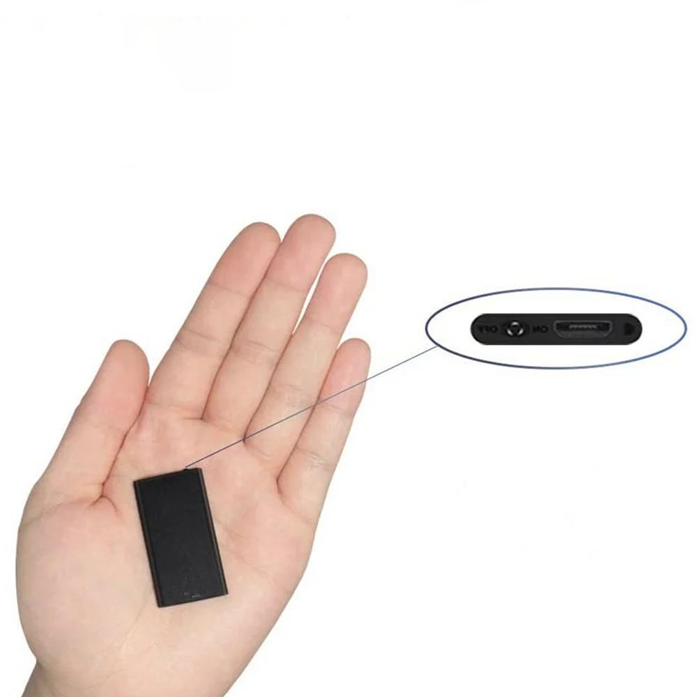 QZT 초소형 녹음기 미니 슬림형 15시간연속 고음질 MP3 플레이어 Q1-16G
