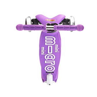 Micro Mini Deluxe Kick Scooter (Purple) 마이크로 미니 디럭스 킥 스쿠터 (보라색), 1