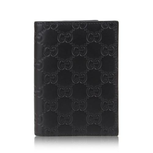 구찌 [구찌]시그니처 여권 케이스 / 415380 CWC1R 1000