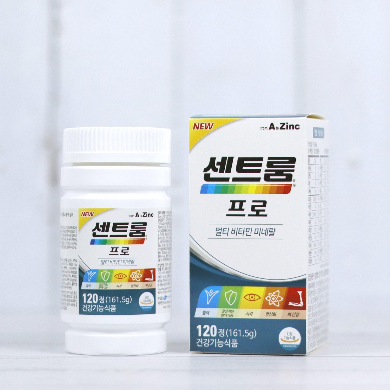 센트룸 프로 약국용 - 120정, 단품, 단품