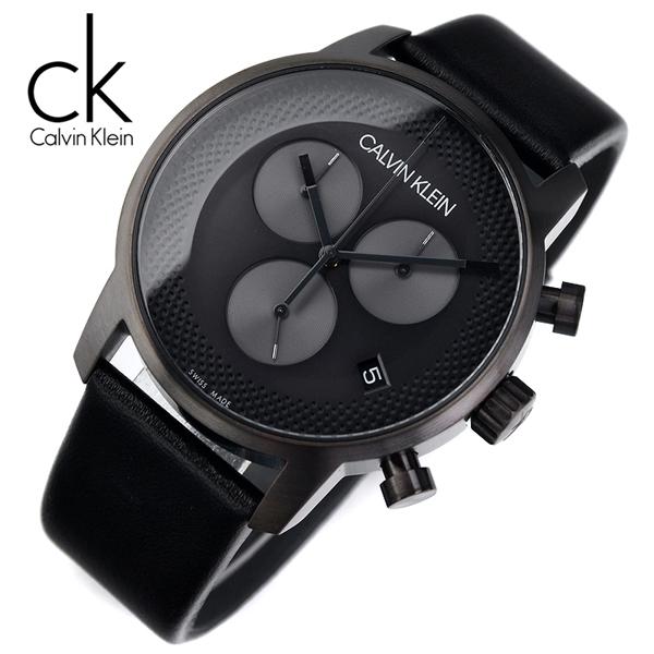 [스위스메이드] 캘빈클라인 K2G177C3 크로노그래프 남성용 명품 시계