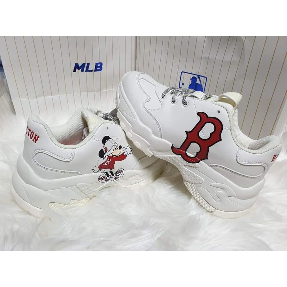 [MLB]엠엘비x디즈니 빅볼청키 미키 보스턴 레드삭스