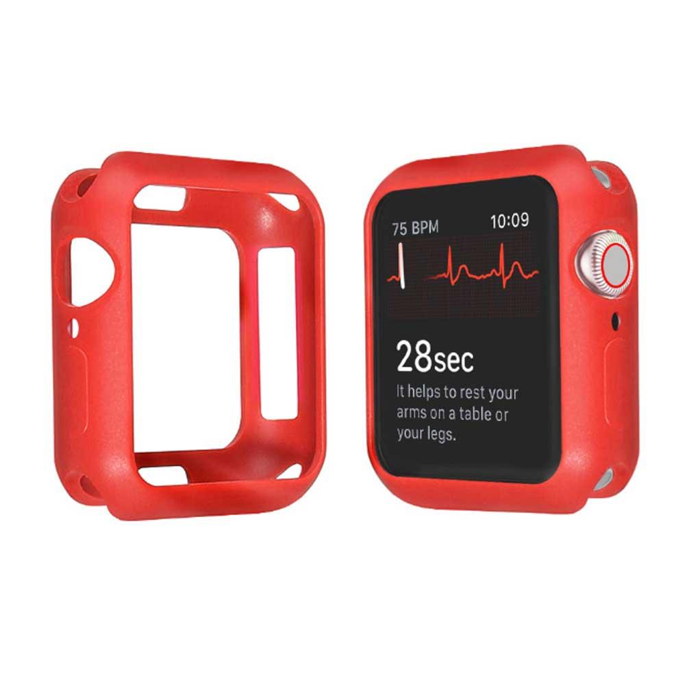 애플워치 스마트워치 애플워치5 4세대 3세대 2세대 5세대 시계줄 케이스 40 44 42 38 mm, 퍼플, A5098-44mm