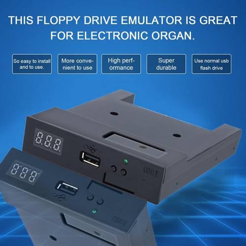 플로피 디스크 드라이브 USB 에뮬레이터 SFR1M44-U100K 플로피 디스크 드라?, 상세내용참조