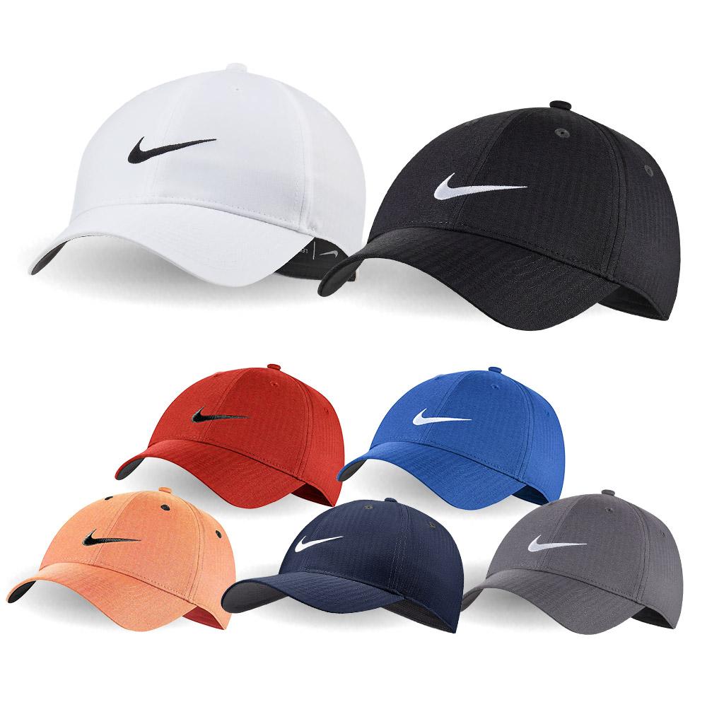 [나이키골프] 2020 레거시 91 스우시 골프캡 볼캡 모자 BV1076, 화이트