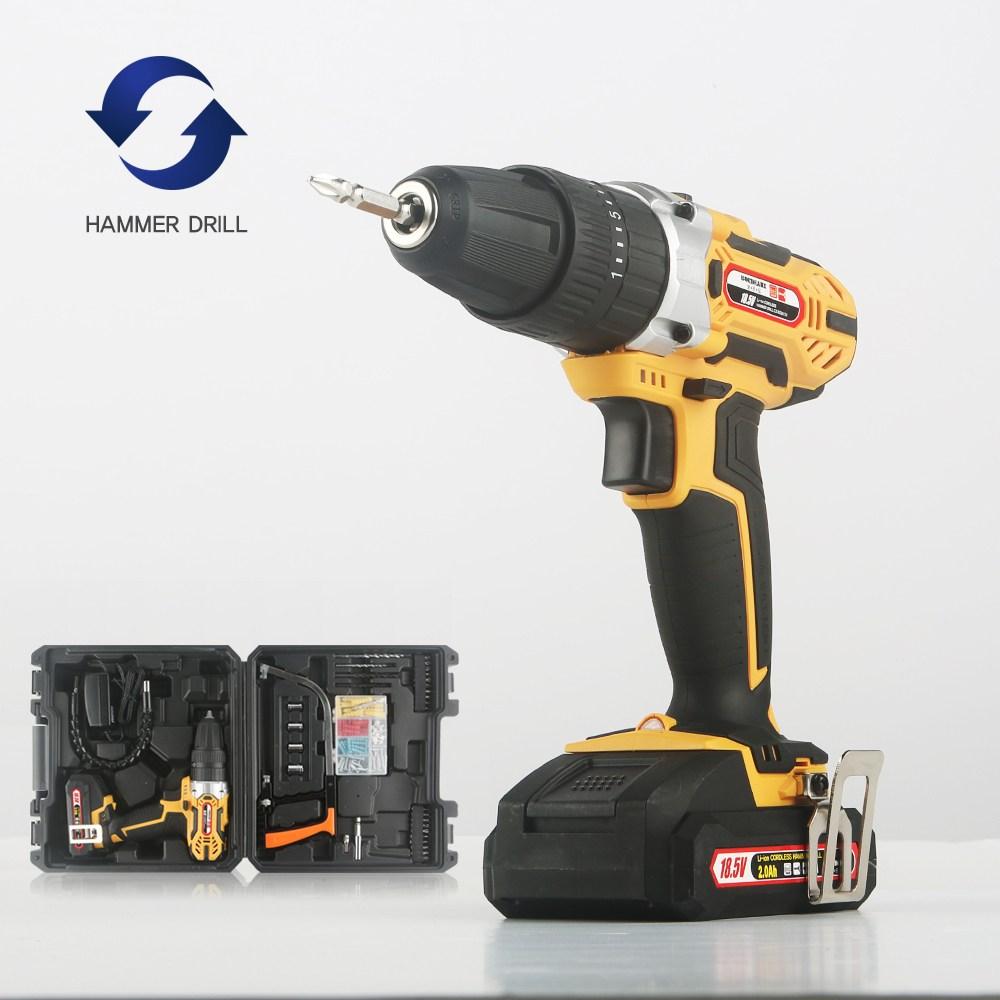 전동 전동드릴 전기드릴 충전드릴 18.5V대용량(고급형)