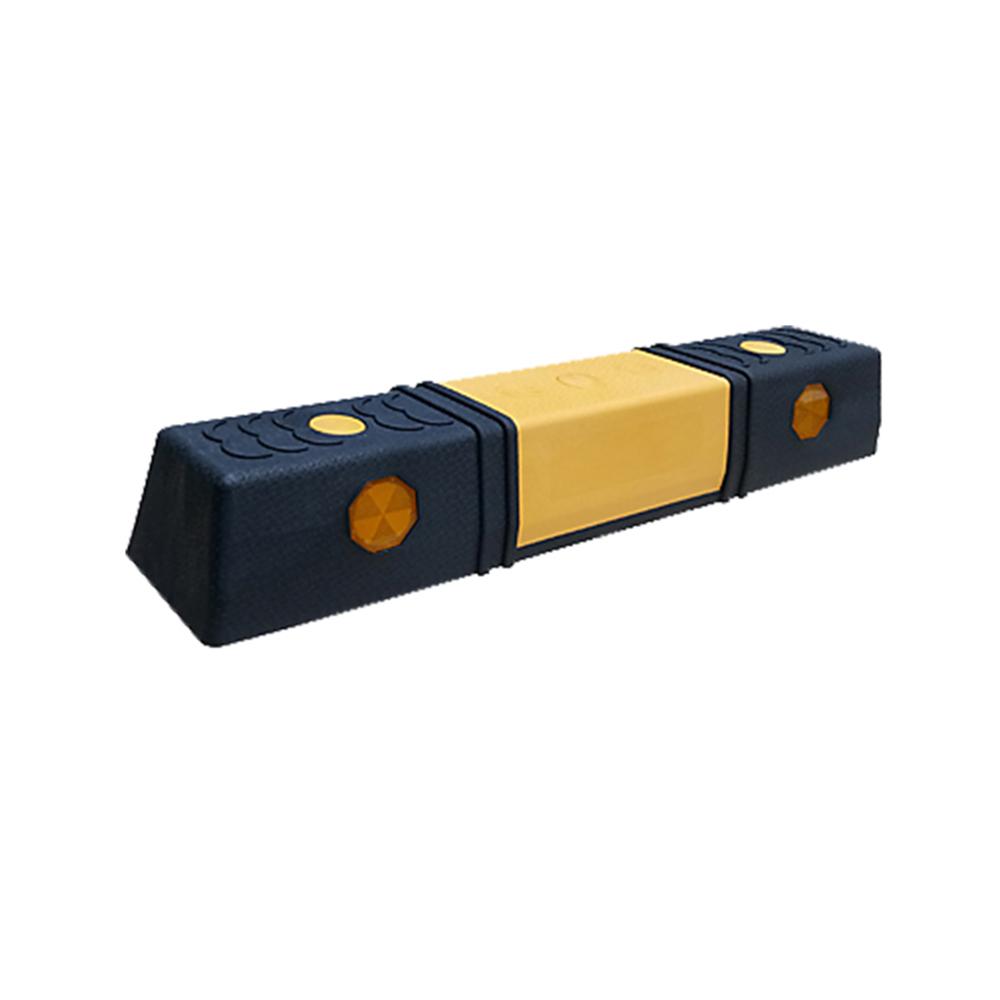 우리안전 카스토퍼 HA510 합성수지 PP 주차블럭 주차용품, 1개