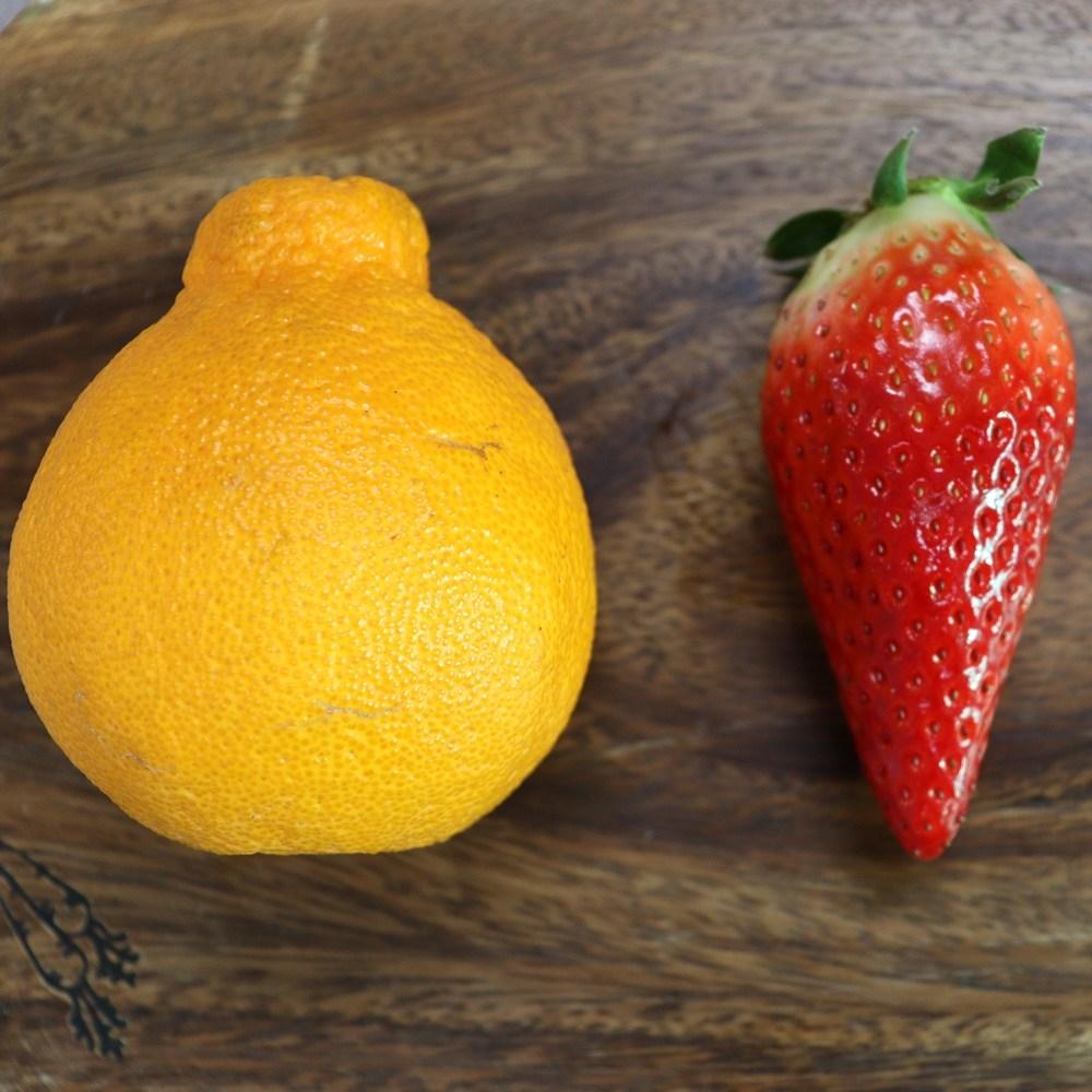 논산 대왕딸기 킹스베리 딸기 1kg, 1박스