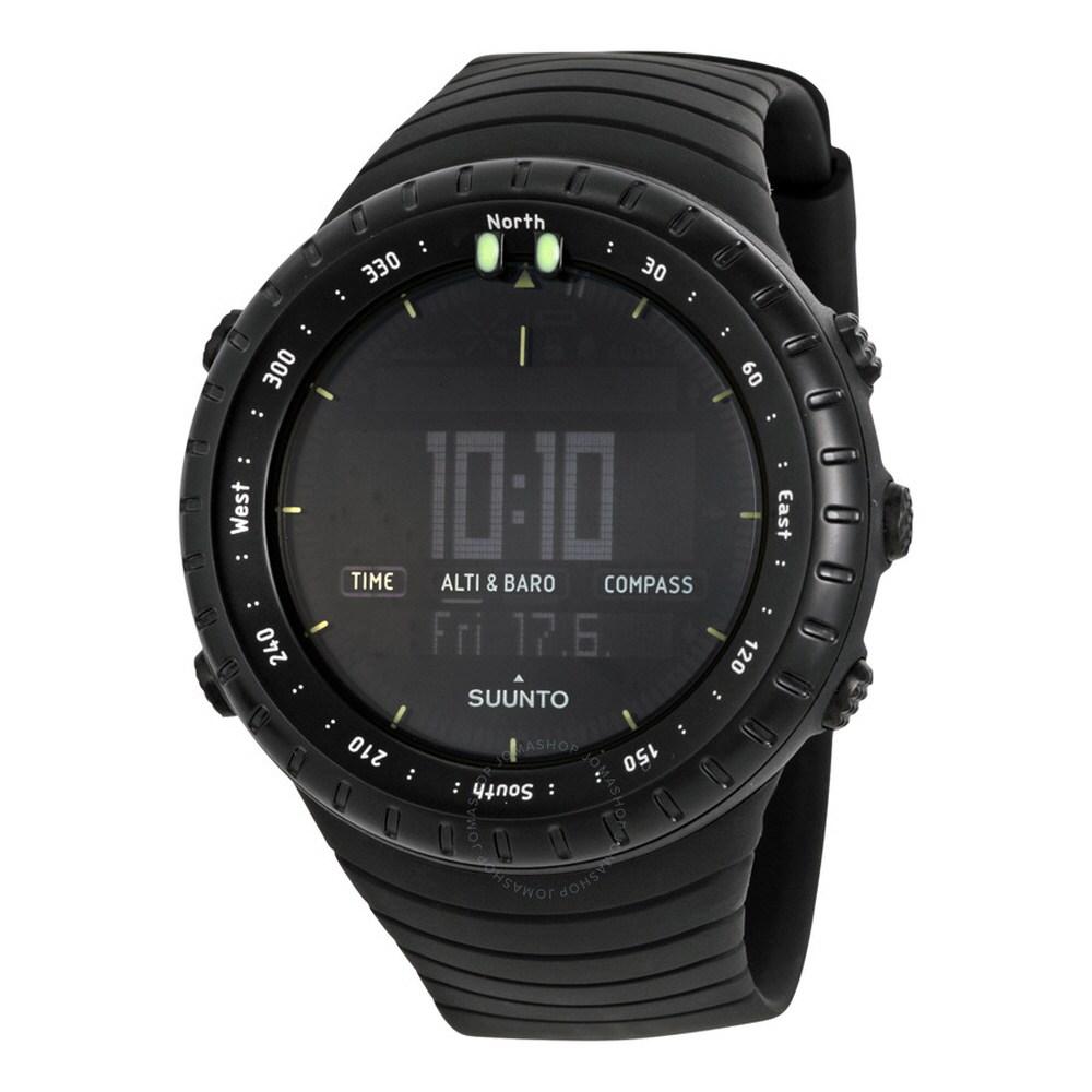순토 Suunto SS014279010 Core All Black 코어 올블랙 스포츠, 블랙
