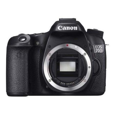 [아마존베스트]Canon EOS 70D Digital SLR Camera (Body Only) PROD4900002813, Body Only_Base
